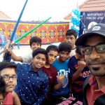 Master of Ceremony Thamizharasan at Birthday Party in Chennai Velachery