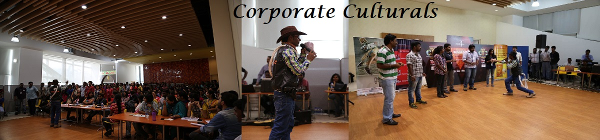 Tamilnadu Bangalore MC hosting corporate culturals at Chennai