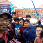 Chennai Entertainer Thamizharasan hosting home birthday party for kids