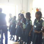 Chennai Master of Ceremonies hosting School event at St Thomas Mount Chennai