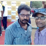 Chennai Master of Ceremonies hosting cricket match at YMCA Nandanam with Event Manager Vinoth