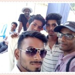 South India Host Thamizharasan hosting cricket match at YMCA Nandanam