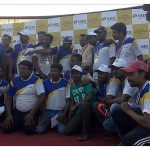 Best Anchor Aspirant Thamizharasan hosting cricket match at YMCA Nandanam
