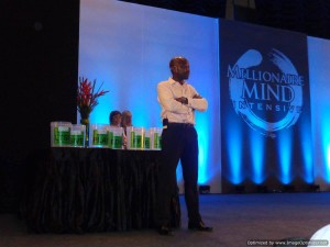 Trainer Mac at Millionaire Mind Intensive (MMI) Workshop Chennai November 2014