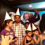 Chennai Birthday Party Emcees Thamizharasan and Nandhini at Hotel Sea Shell