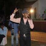 Chennai Event Emcee Thamizharasan hosting a Birthday Party