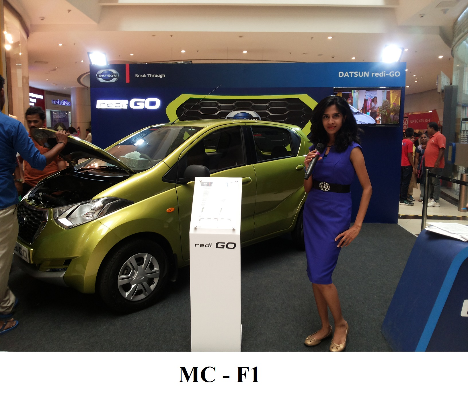 Chennai Female Emcees Master of Ceremonies MC - F1